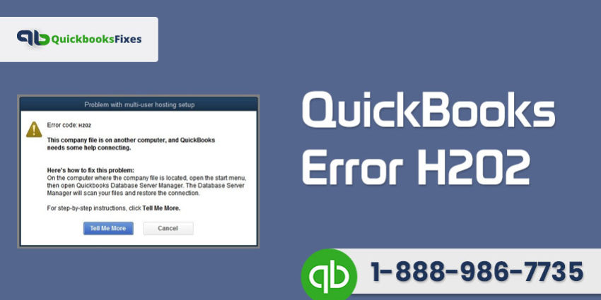 Resolving QuickBooks Error H202 with simple steps